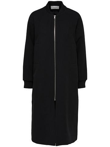 Lakūno stiliaus paltas