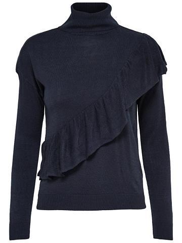 Rüschen- Megztinis