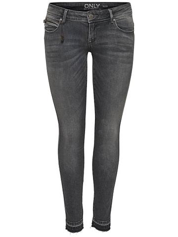 Coral Skinny-Fit-Kn