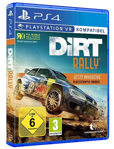Di RT Rally plus VR Upgrade »PS4«