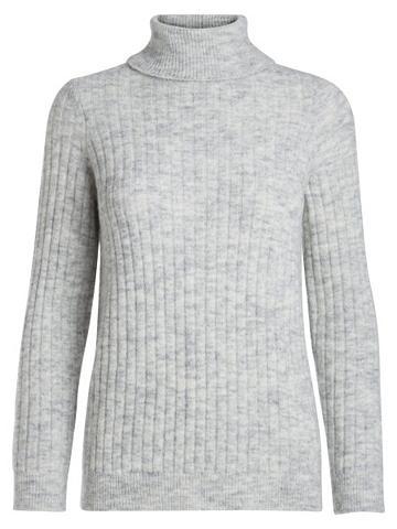 Trikotažinis Stehkragen- megztinis
