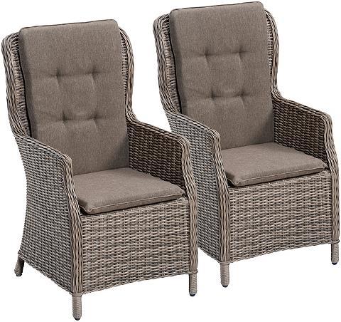 Poilsio kėdė »Riviera« (2 vnt. rinkiny...