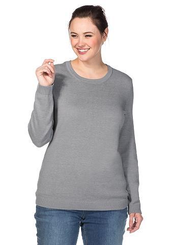 SHEEGO BASIC Megztinis apvalia iškirpte