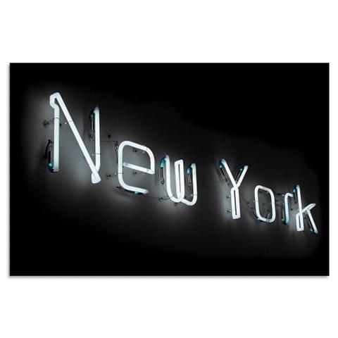 INOSIGN Paveikslas »New York« 60/40 cm