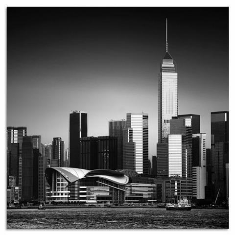 INOSIGN Metalinis paveikslas »New York« Stadt