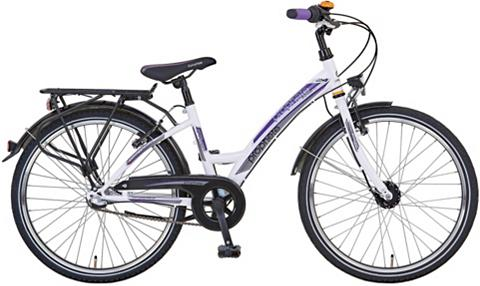 PROPHETE Jaunimo dviratis 24 Zoll 3 Gang Shiman...