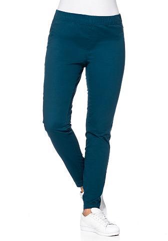 Sheego Laisvos kelnės komfortabler Gummizugbu...