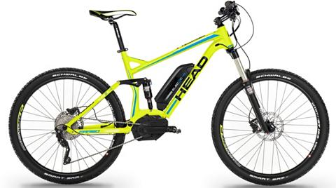 Fully MTB Elektrinis dviratis 275 Zoll...