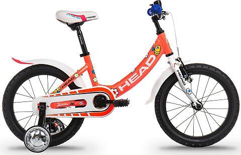 Vaikiškas dviratis Mädchen 16 Zoll 1 G...