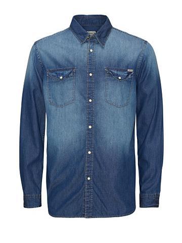 Jack & Jones Džinsinis Marškiniai