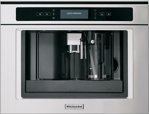 KITCHENAID Įmontuojamas kavos virimo aparatas KQX...