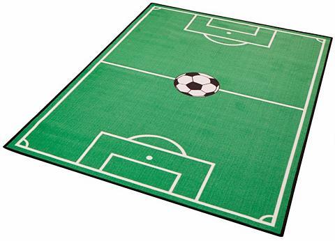 ZALA LIVING Vaikiškas kilimas »Fußballfeld 1« rech...
