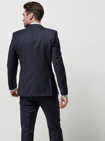Slim-Fit-Blazer iš Wolle