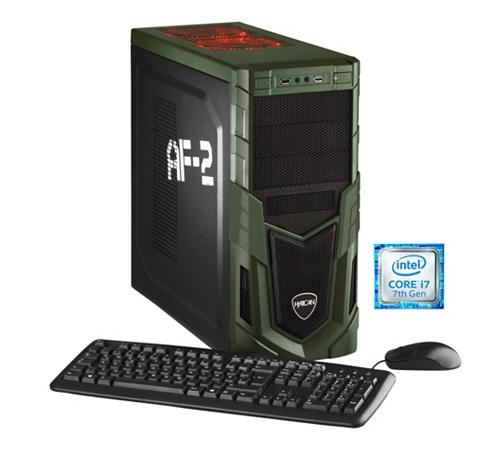 Gaming PC Intel® i7-7700K 16GB SSD + H...