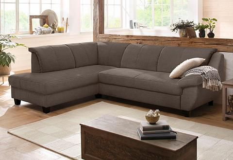Kampinė sofa »Yesterday« patogi su mie...