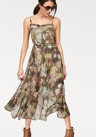 Suknelė su petnešėlėmis