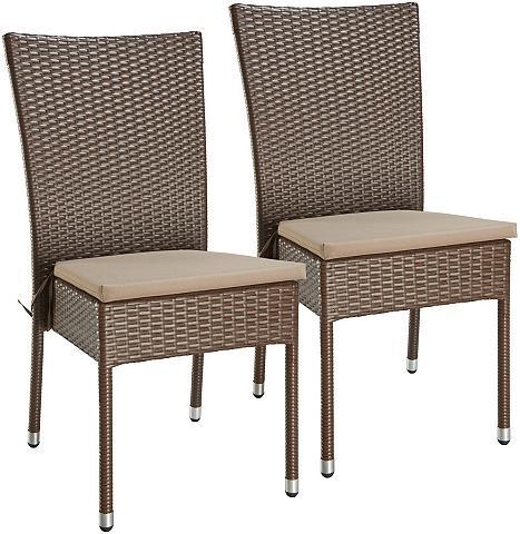 MERXX Sodo kėdė »Caletta« (2 vnt. rinkinys) ...