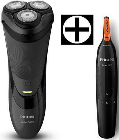 PHILIPS Elektrinis skustuvas Series 3000 S3110...