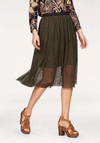 Permatomas sijonas