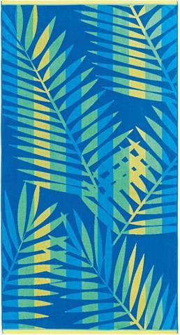 EGERIA Paplūdimio rankšluostis
