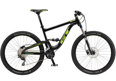 Fully kalnų dviratis 275 Zoll 20 Gang ...