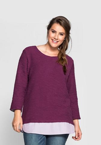 SHEEGO CASUAL Sportinio stiliaus megztinis
