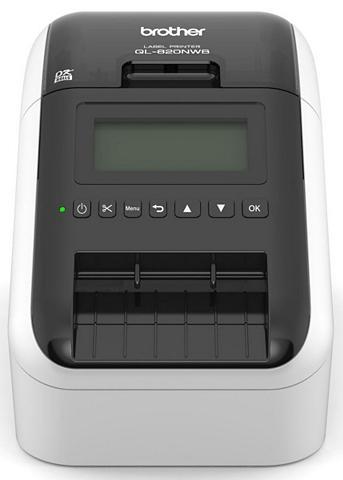 Etikettendrucker »QL-820NWB Etikettend...