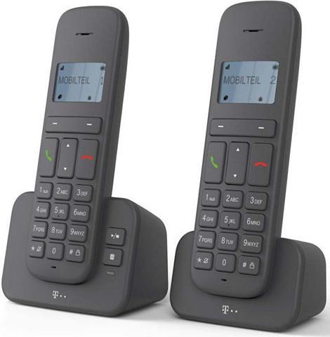Telefonas analog schnurlos »CA 37 Duo«...