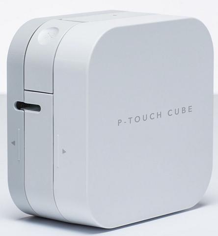 Beschriftungsgerät »P-touch P300BT Blu...