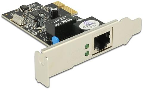 Delock PCI Express Karte »1 x Gigabit LAN«