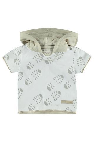 Vaikiški marškinėliai su gobtuvas su r...