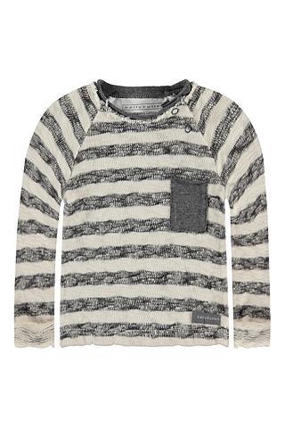 Sportinio stiliaus megztinis melange B...
