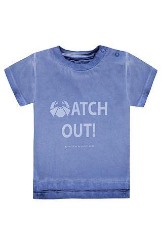 Vaikiški marškinėliai oilwashed su raš...