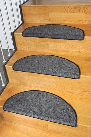 Living Line Stufenmatte »Torronto« halbrund aukšti...