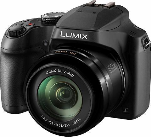 Lumix Panasonic »DC-FZ82EG-K« Bridge-Kamera (LUMIX DC ...