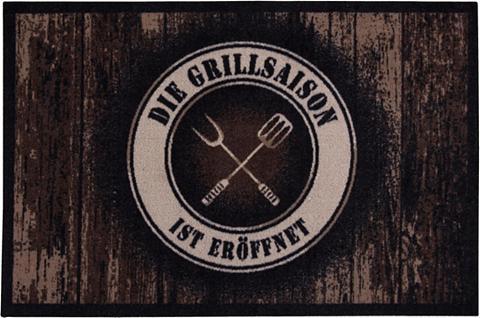 Durų kilimėlis »BBQ Grillsaison« recht...