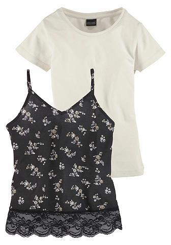 Marškinėliai (Rinkinys 2 dalys su Top)...