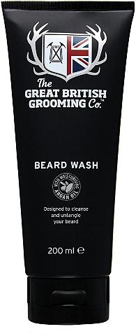 THE GREAT BRITISH GROOMING CO. »Beard Wash« Bart Waschgel