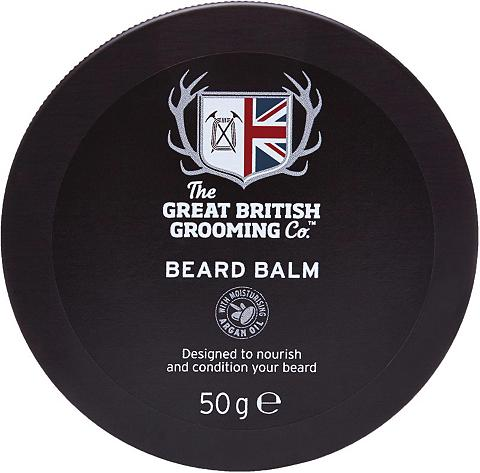 THE GREAT BRITISH GROOMING CO. »Beard Balsam« Bart Pflegebalsam