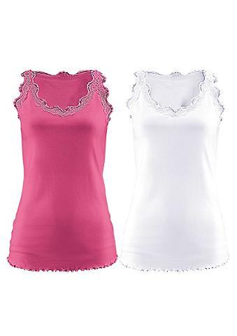 CLASSIC INSPIRATIONEN Marškinėliai be rankovių su papuošimas...