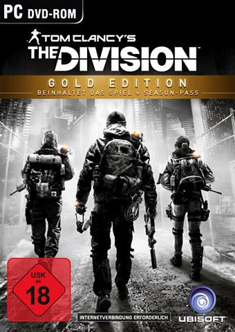 Tom Clancy?s The Division - Gold Editi...