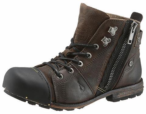 YELLOW CAB Suvarstomi batai »Industrial«