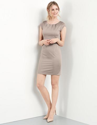 Suknelė Ilgomis rankovėmis marškinėlia...