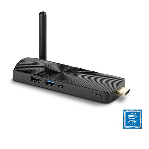 CSL Silent Mini PC | HDMI PC-Stick lautlos...
