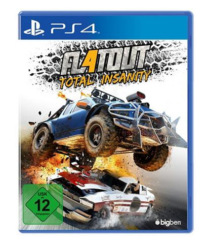 Big Ben Playstation 4 - Spiel »Flatout...