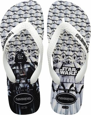 Šlepetės per pirštą »Star Wars«