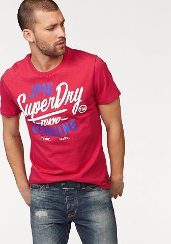 Marškinėliai »TICKET TYPE MDRN CLSC«