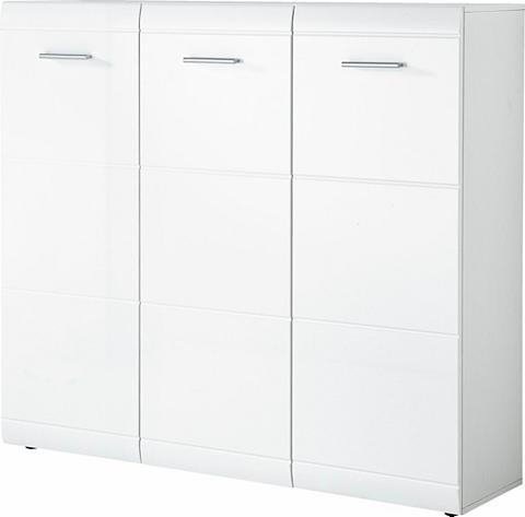 GERMANIA Schuhschrank »Adana« Breite 134 cm