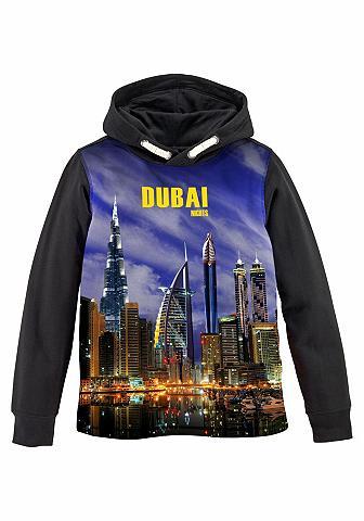 ARIZONA Sportinis megztinis su gobtuvu »DUBAI«...