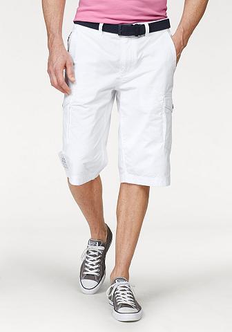 Šortai-bermudai su kišenėmis